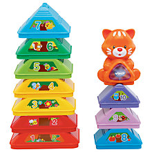 Buy VTech Nest & Build Tree Stacker Online at johnlewis.com