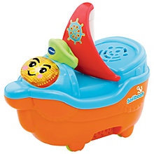 Buy VTech Baby Toot-Toot Drivers Sail Boat Online at johnlewis.com