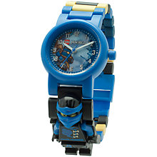 Buy LEGO Ninjago Sky Pirates Jay Minifigure Link Watch Online at johnlewis.com
