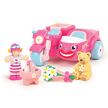 Buy WOW Toys Whiz-Around Amy Online at johnlewis.com