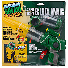 Buy Backyard Safari Lazer Light Bug Vacuum Online at johnlewis.com