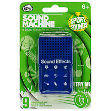Buy Sport Sounds Sound Machine Online at johnlewis.com