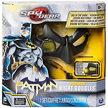 Buy Batman Night Goggles Online at johnlewis.com