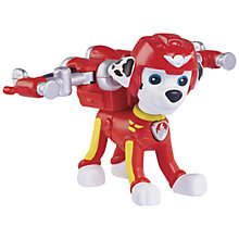 Buy PAW Patrol Air Rescue Pup Marshall Online at johnlewis.com