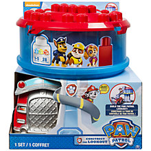 Buy Paw Patrol Construct The Lookout Online at johnlewis.com