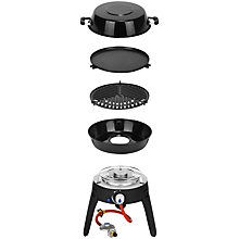 Buy Cadac Safari Chef MK2 High Pressured Gas BBQ Online at johnlewis.com