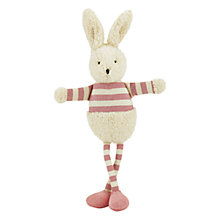 Buy Jellycat Bredita Bunny Chime, Pink Online at johnlewis.com