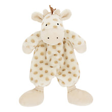 Buy Jellycat Georgie Giraffe Boubou Comforter Online at johnlewis.com