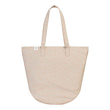 Buy Herschel Supply Co. Auden Tote Bag, Cream Online at johnlewis.com