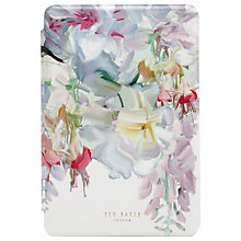Buy Ted Baker Ireanne Case for iPad Mini, White Online at johnlewis.com