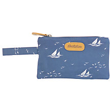 Buy Brakeburn Boats And Birds Flat Purse, Navy Online at johnlewis.com
