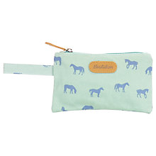 Buy Brakeburn Horse Flat Purse, Green Online at johnlewis.com