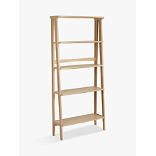 Buy John Lewis Duhrer Bookshelf Display Unit Online at johnlewis.com