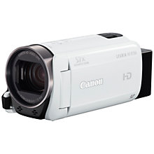 Buy Canon LEGRIA HF R706 Camcorder and 32GB Samsung SD Card, Twin Pack Online at johnlewis.com