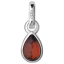 Buy Links of London Sterling Silver Mini Birthstone Charm Online at johnlewis.com