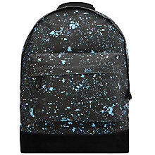 Buy Mi-Pac Backpack, Splattered Online at johnlewis.com