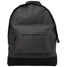 Buy Mi-Pac Topstars Backpack, Black Online at johnlewis.com
