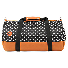 Buy Mi-Pac All Stars Duffle Bag, Black Online at johnlewis.com