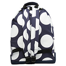 Buy Mi-Pac Polka Dot Backpack, XL Online at johnlewis.com