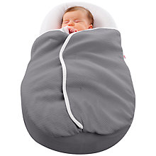 Buy Red Castle Cocoonababy Nest Blanket, 0.5 Tog, Grey Online at johnlewis.com