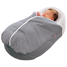 Buy Cocoonababy Nest Blanket, 2 Tog, Grey Online at johnlewis.com