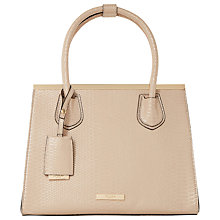 Buy Dune Dependra Panel Gusseted Tote Bag Online at johnlewis.com