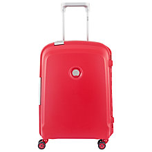 Buy Delsey Belfort Plus 4 Wheel 55cm Cabin Suitcase Online at johnlewis.com