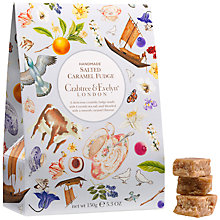 Buy Crabtree & Evelyn Salted Caramel Fudge Online at johnlewis.com