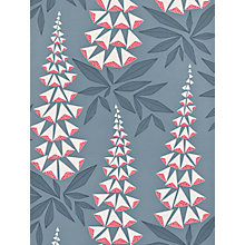 Buy MissPrint Foxglove Wallpaper Online at johnlewis.com