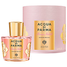 Buy Acqua di Parma Limited Edition Rosa Nobile Eau de Parfum, 100ml Online at johnlewis.com