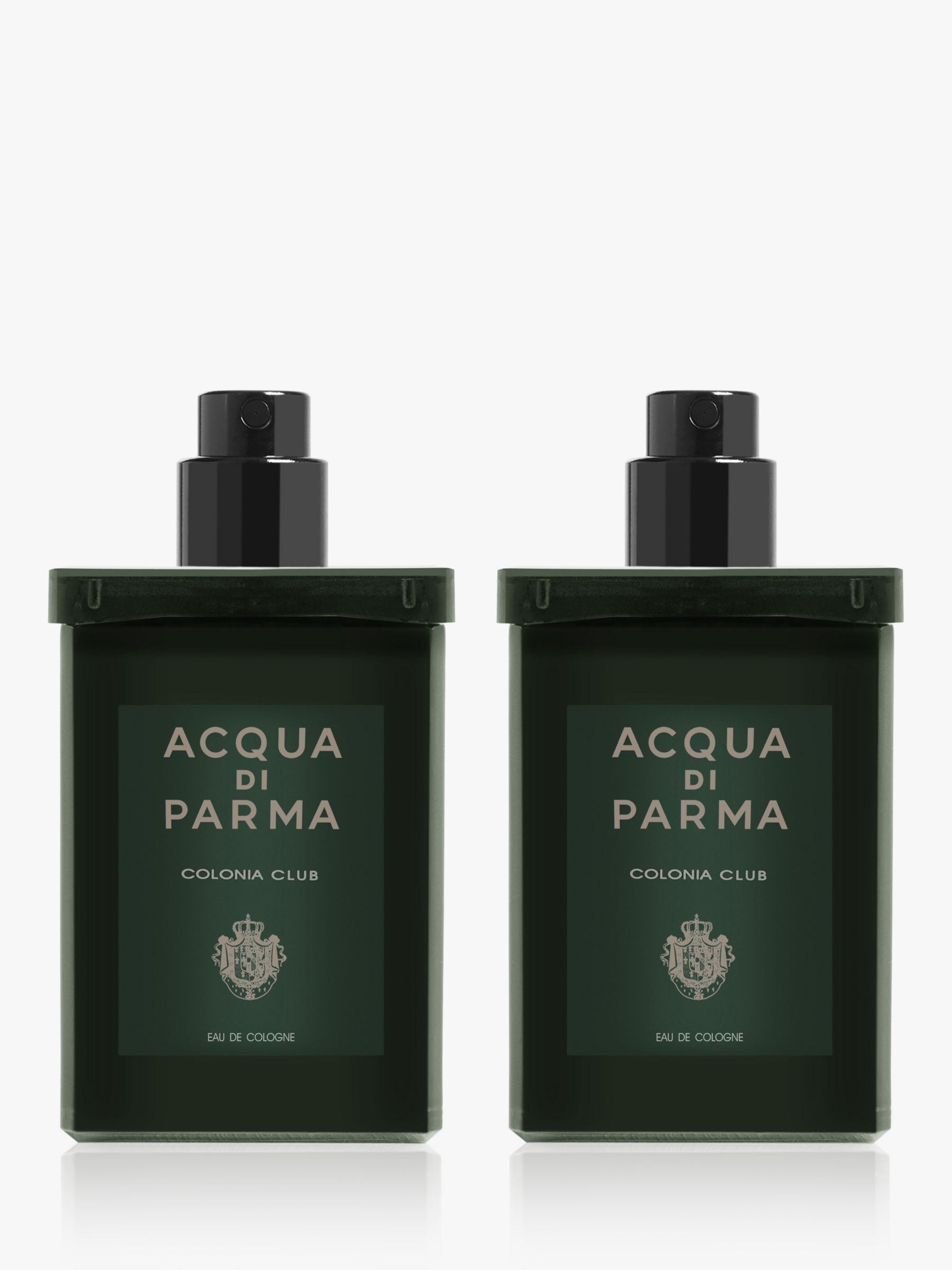 Acqua Di Parma Acqua di Parma Colonia Club Eau de Cologne Travel Spray Refill, 2 x 30ml