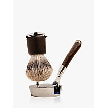 Buy Acqua di Parma Collezione Barbiere Deluxe Brush & Razor Stand Online at johnlewis.com