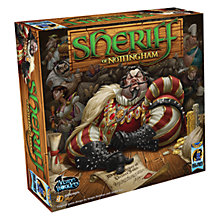 Buy Esdevium Sheriff Of Nottingham Board Game Online at johnlewis.com