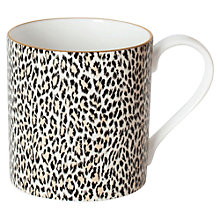 Buy House of Hackney Wild Card Mug, Butterscotch Online at johnlewis.com