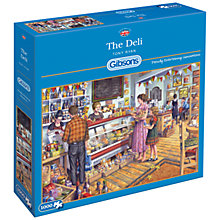 Buy Gibsons The Deli Jigsaw Puzzle, 1000 Pieces Online at johnlewis.com
