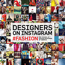 Buy Designers On Instagram #Fashion Book Online at johnlewis.com