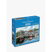 Buy Gibsons Padstow Harbour Jigsaw Puzzle, 1000 Pieces Online at johnlewis.com