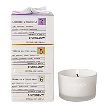 Buy Stoneglow No.4/5/6 Scented Candle Gift Set Online at johnlewis.com
