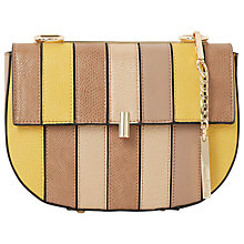 Buy Dune Ellen Across Body Saddle Bag Online at johnlewis.com