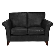Buy John Lewis Charlotte Semi Aniline Small Sofa Online at johnlewis.com