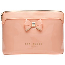 Buy Ted Baker Jesamy Extra Large Washbag Online at johnlewis.com