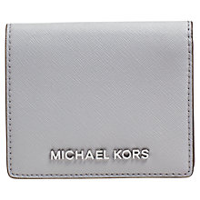 Buy MICHAEL Michael Kors Jet Set Travel Flapover Card Holder Online at johnlewis.com