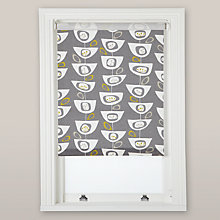 Buy John Lewis Seedheads Roller Blind, Steel Online at johnlewis.com