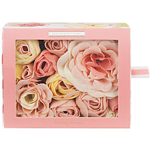 Buy Heathcote & Ivory Blush Rose Bathing Flowers Online at johnlewis.com
