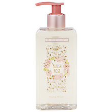 Buy Heathcote & Ivory Blush Rose Hand Wash, 300ml Online at johnlewis.com