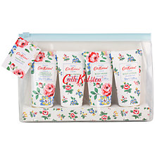 Buy Cath Kidston Meadow Posy Travel Bag Set Online at johnlewis.com