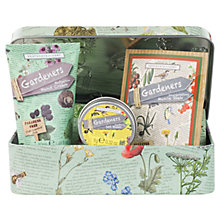 Buy Heathcote & Ivory Gardener's Hedgerow SOS Tin Online at johnlewis.com