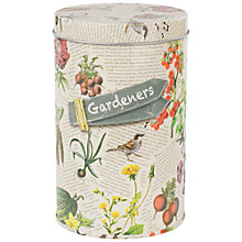 Buy Heathcote & Ivory Gardener's Exfoliating Soap On A Rope In Tin Online at johnlewis.com