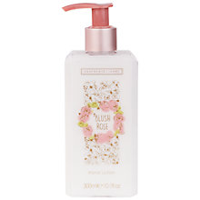 Buy Heathcote & Ivory Blush Rose Hand Lotion, 300ml Online at johnlewis.com