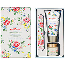Buy Cath Kidston Meadow Posy Manicure Set Online at johnlewis.com
